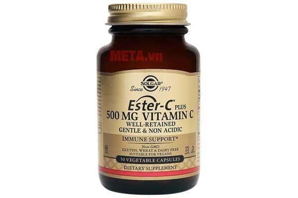 Ester-C 500MG Vitamin C Solgar