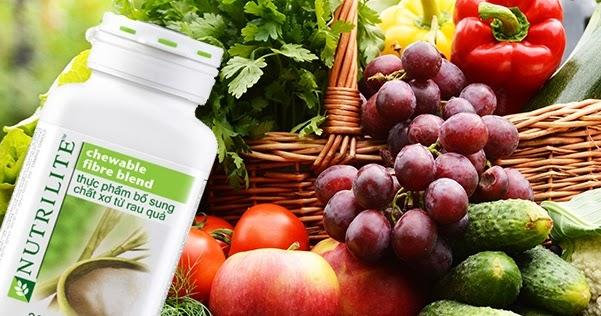 Thực phẩm chức năng bổ sung chất xơ - Nutrilite được nhiều người sử dụng