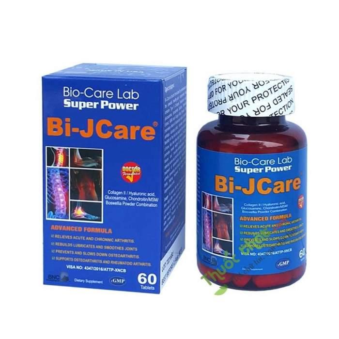 Thực phẩm chức năng Bi - jcare