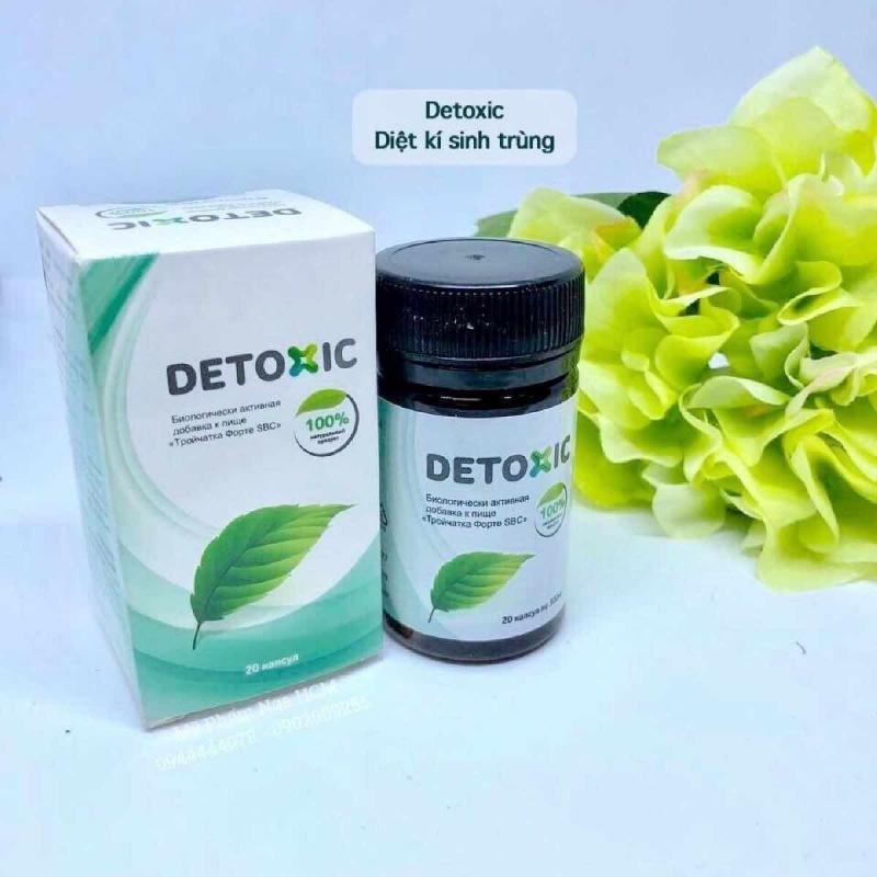Thực phẩm chức năng Detoxic