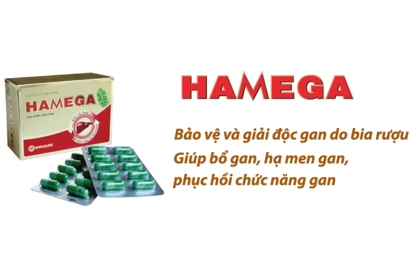 Thực phẩm chức năng Hamega