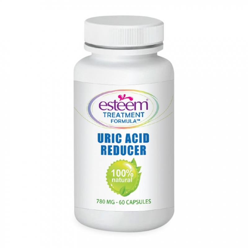 Hỗ trợ điều trị bệnh gout Esteem Uric Acid Reducer