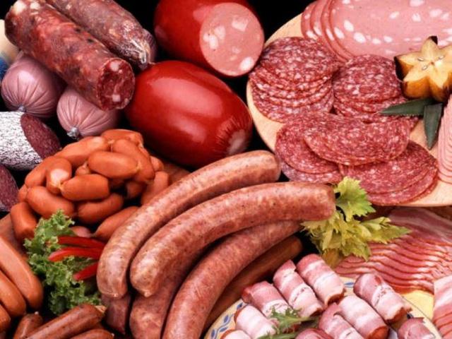 Thực phẩm đã qua chế biến ngăn chặn tình trạng giữ nước và đầy hơi trong cơ thể
