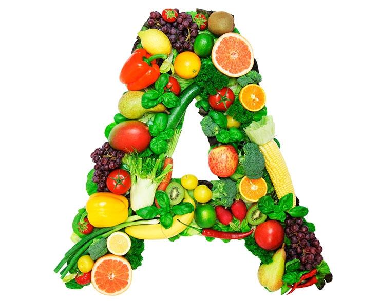 Thực phẩm giàu vitamin A tốt cho người cận thị