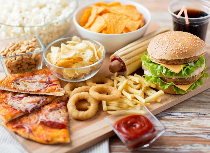 Thức ăn nhanh