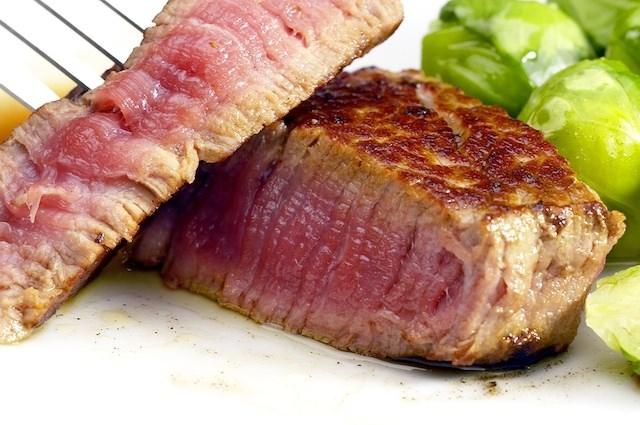 Các loại thịt tái