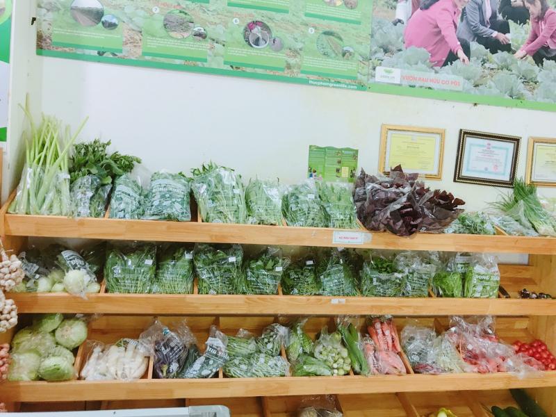 Thực phẩm sạch Green Life