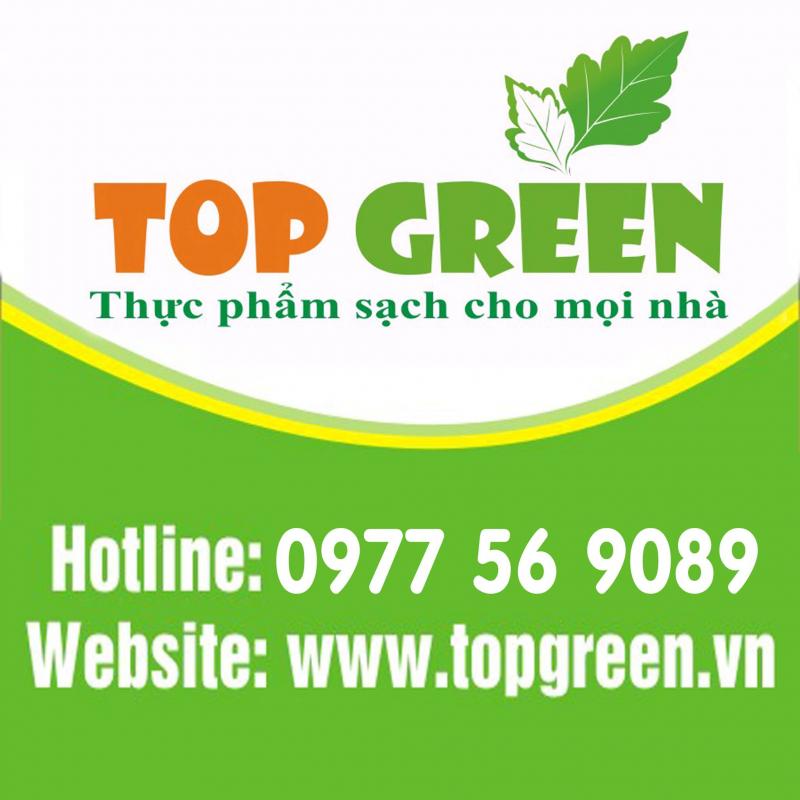 Thực Phẩm Sạch TOP GREEN- thực phẩm sạch cho mọi nhà.