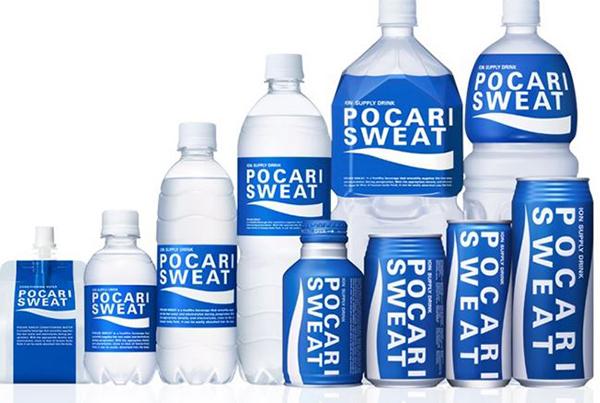 Nước bù khoáng Pocari Sweat