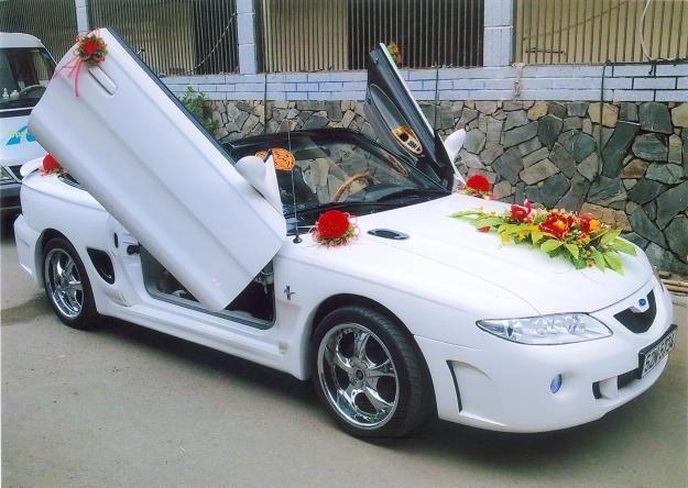 Xe cưới thể hiện đẳng cấp