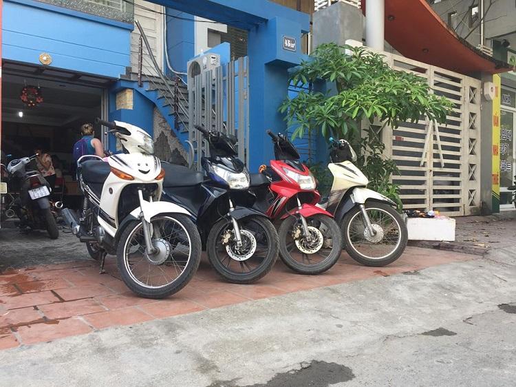 Thuê xe máy Anh Thuấn, Hải Phòng