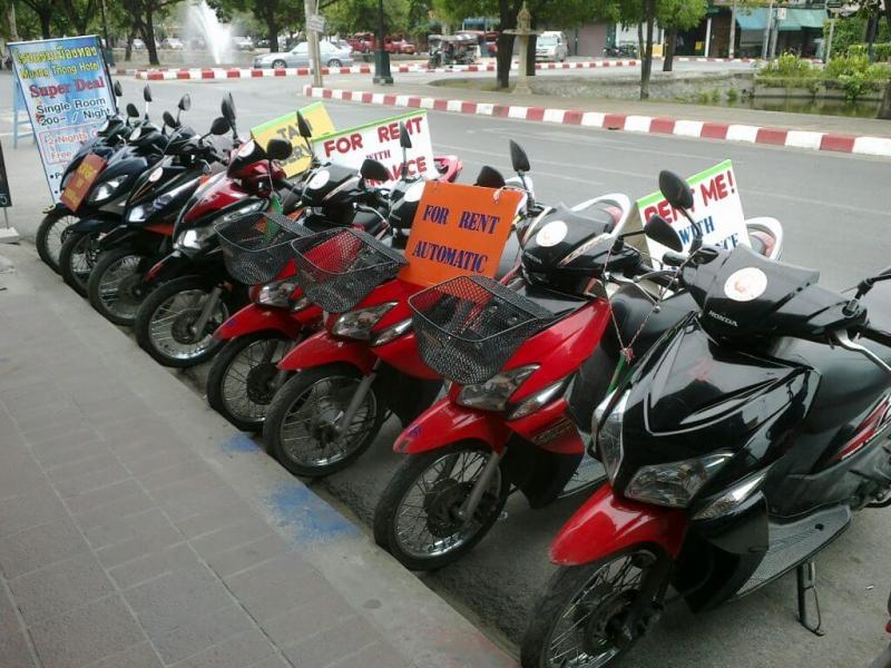 Thuê xe máy Anh Việt, Hải Phòng