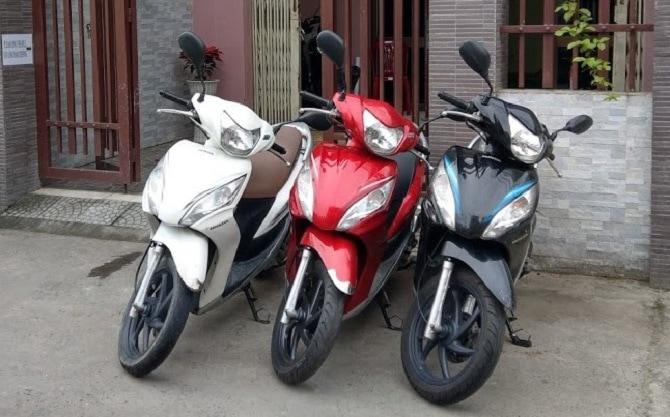 Thuê xe máy Gia Lai - Mr. Hưng (minh hoạ)