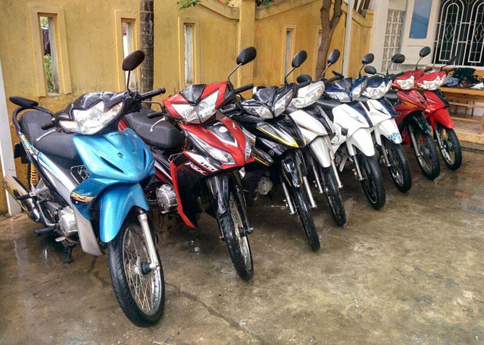 Thuê xe máy giá rẻ Hoàng Tùng, Hải Phòng