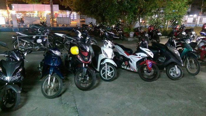 Thuê xe máy Hải Nam – Trung tâm ô tô tự lái Hải Nam, Hải Phòng.