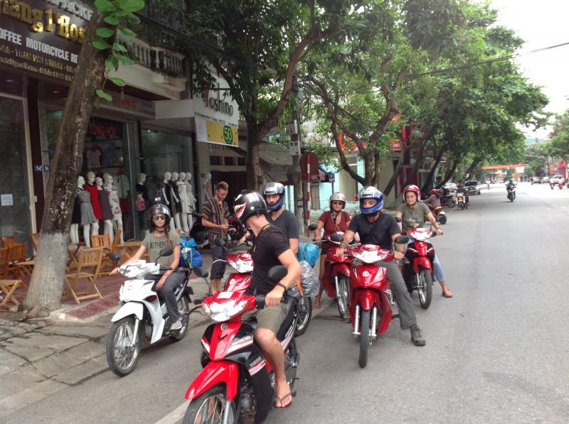 Công ty thuê xe máy Nha Trang Lệ Oanh
