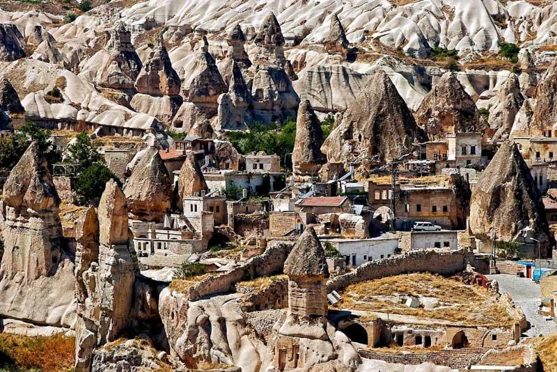 Thung lũng Cappadocia, Thổ Nhĩ Kỳ