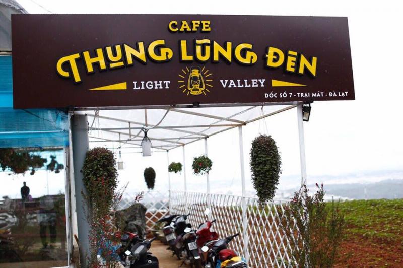 Thung Lũng Đèn Coffee
