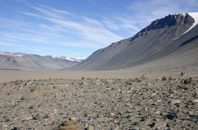 Thung lũng Dry McMurdo