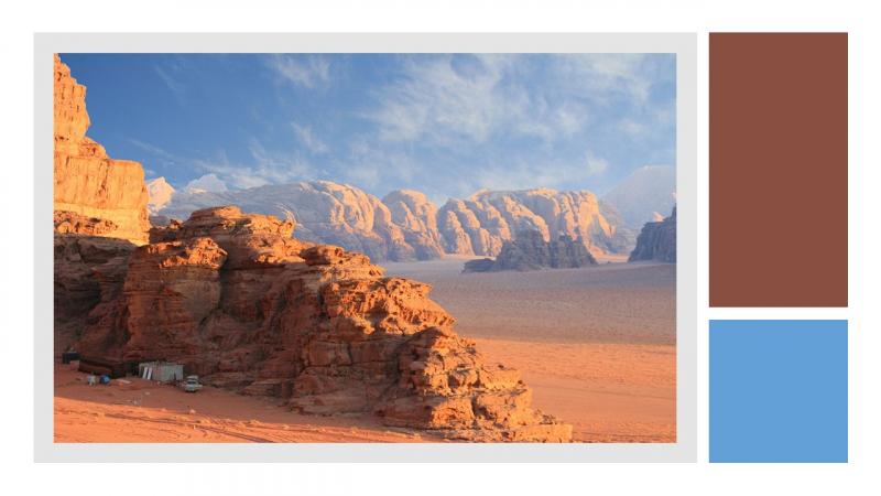 Thung lũng Wadi Rum, Jordan