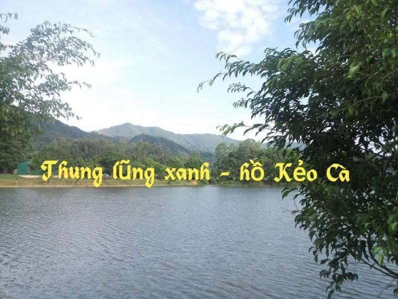 Thung lũng xanh - hồ Kẻo cà