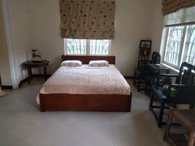 Phòng tại Thung Mây Farm