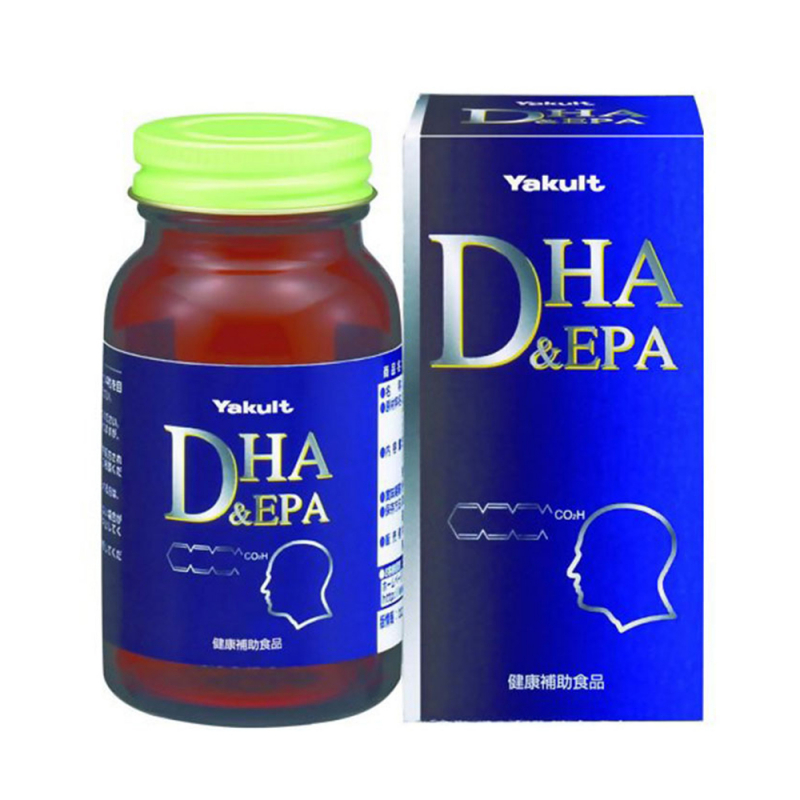 Thuốc bổ não DHA & Epa Yakult của Nhật