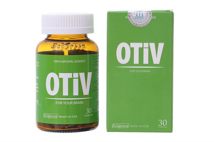 Thuốc bổ não OtiV
