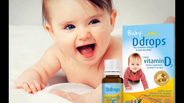 Sản phẩm Vitamin D3 Baby Ddrops D3 400IU được chiết xuất hoàn toàn từ những nguyên liệu từ thiên nhiên, không chứa bất cứ chất phụ gia, chất tạo màu, tạo mùi hay hương liệu nào