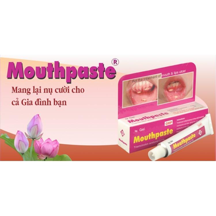 Thuốc bôi nhiệt miệng Mouthpaste
