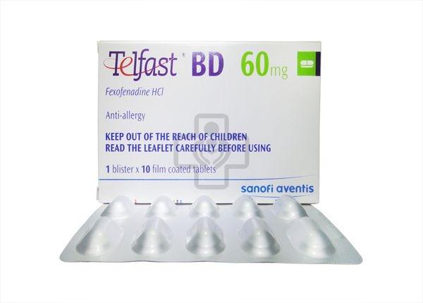 Telfast BD có tác dụng mạnh mẽ trong điều trị những triệu chứng dị ứng