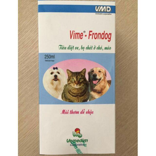 Thuốc diệt bọ chó Vime Frondog