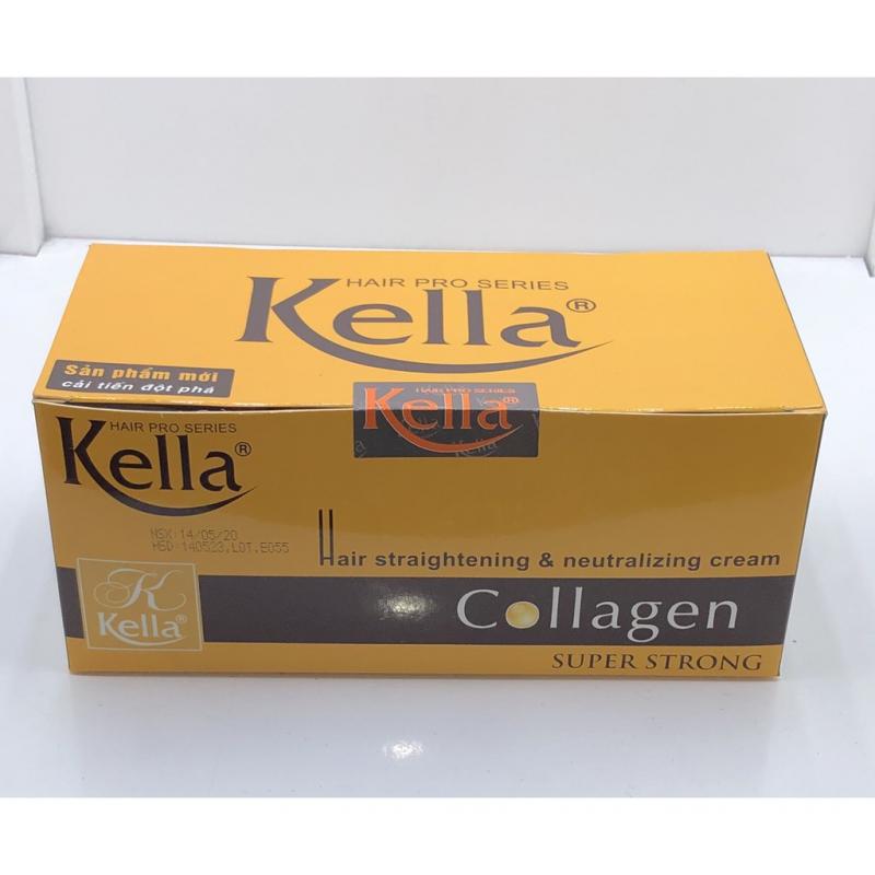 Thuốc duỗi tóc Kella Super Strong