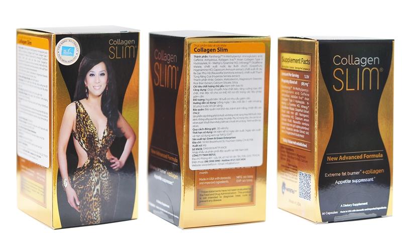 Thuốc giảm cân Biotin được người đẹp không tuổi Kỳ Duyên làm đại sứ thương hiệu