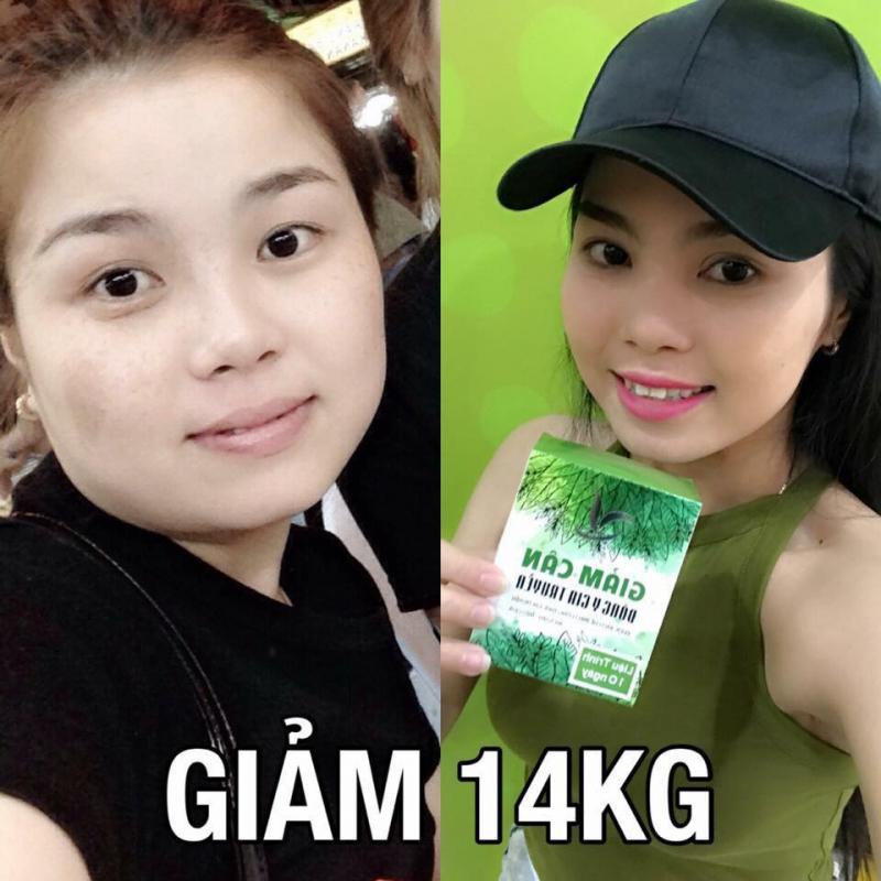 Giúp giảm cân nhanh chóng, đánh tan lượng mỡ thừa