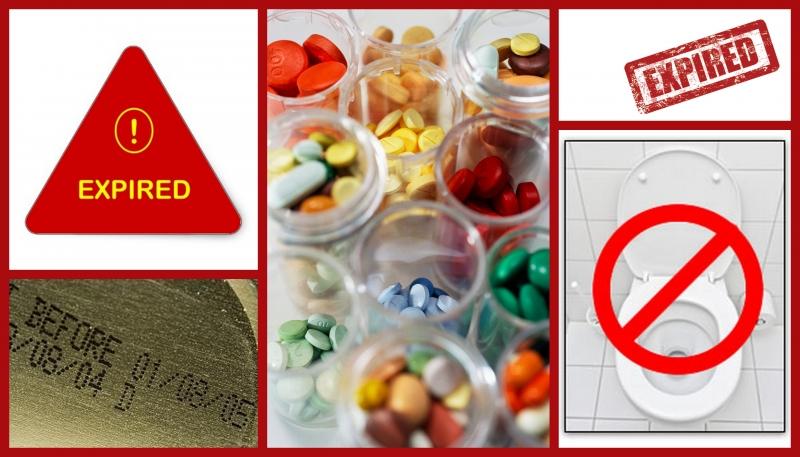 Thuốc hết hạn tuyệt đối không nên sử dụng