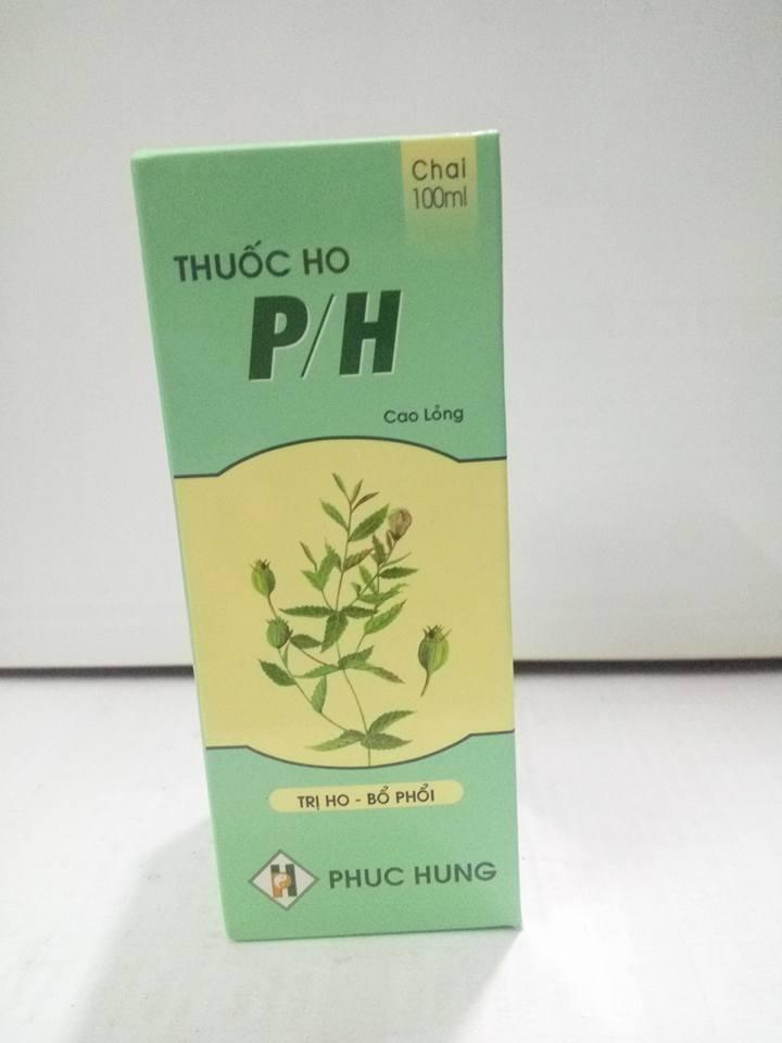 Thuốc Ho P/H rẻ lại chất lượng