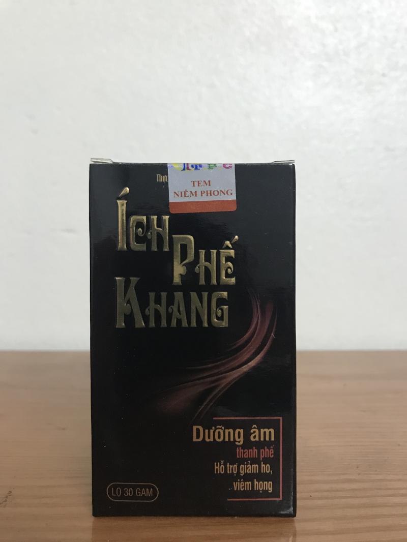 Ích Phế Khang