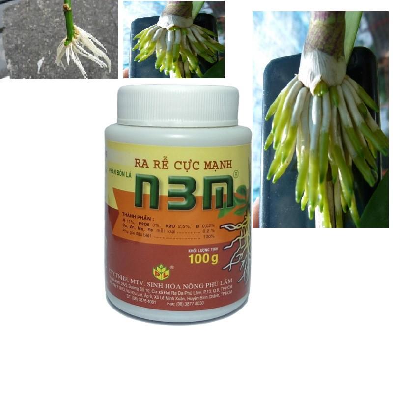 Thuốc kích rễ N3M (ra rễ cực mạnh N3M)