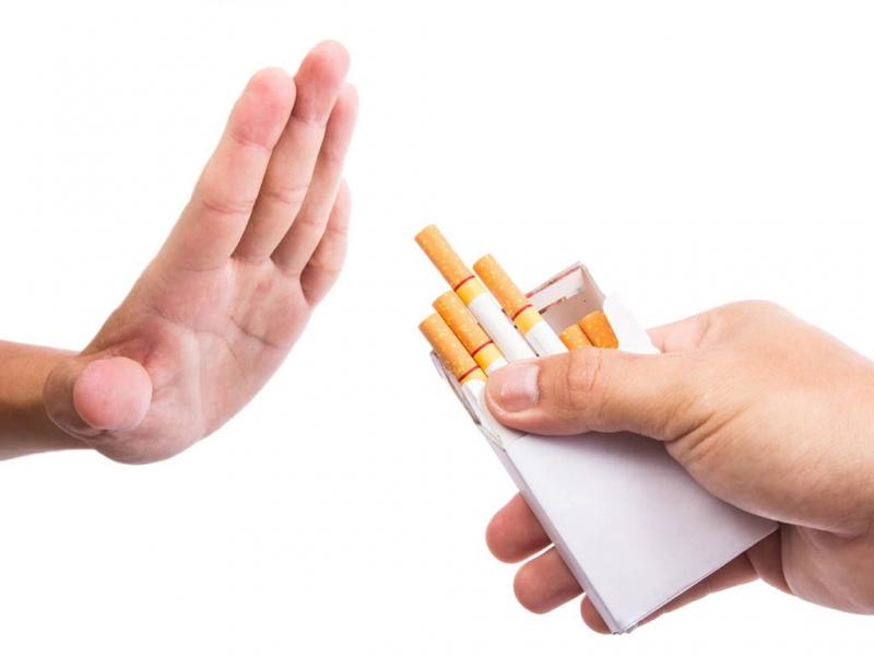 Từ bỏ thuốc ngay hôm nay để có thể dễ thụ thai hơn.