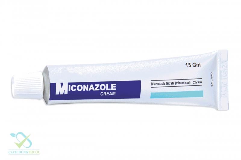Thuốc Miconazol