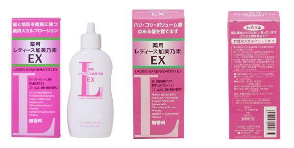Sản phẩm mọc tóc Kaminomoto EX Nhật Bản