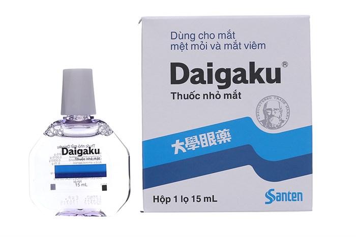 Thuốc nhỏ mắt Daigaku