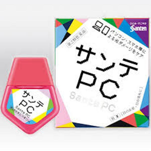 Thuốc nhỏ mắt Santen PC: