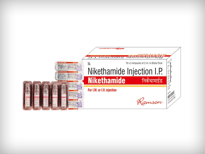 Thuốc Nikethamid