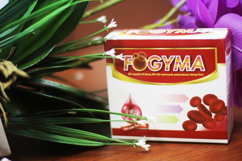 Thuốc sắt nước Fogyma