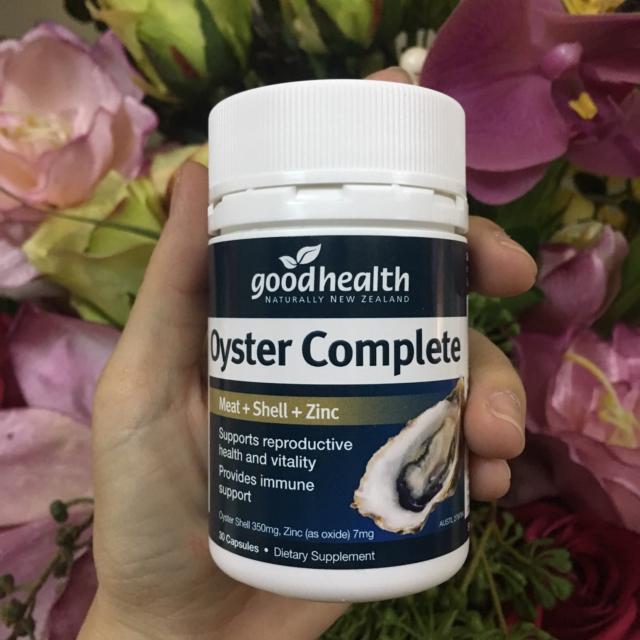 Sản phẩm tăng cường sinh lý nam Oyster Complete