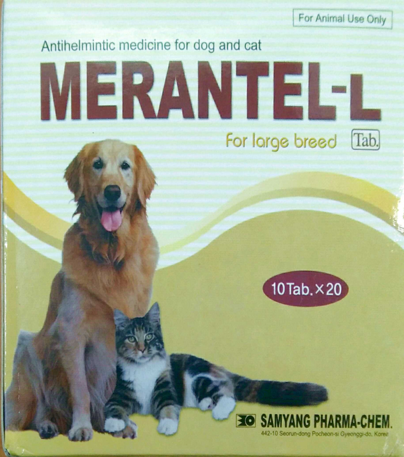 Thuốc Merantel-L
