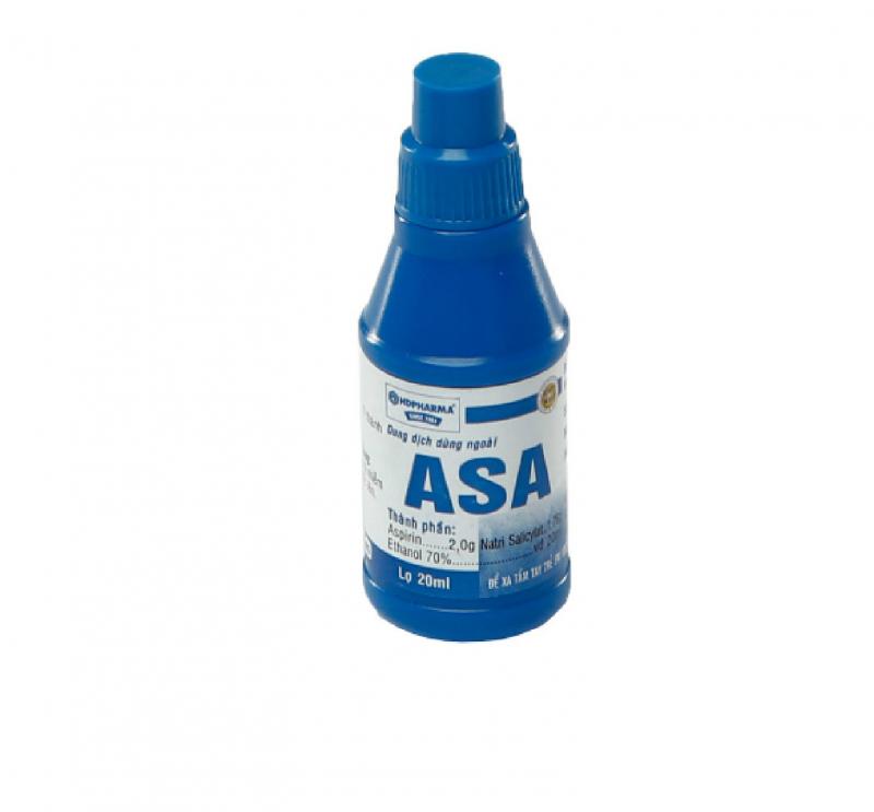 Thuốc trị bệnh Lang Ben Asa