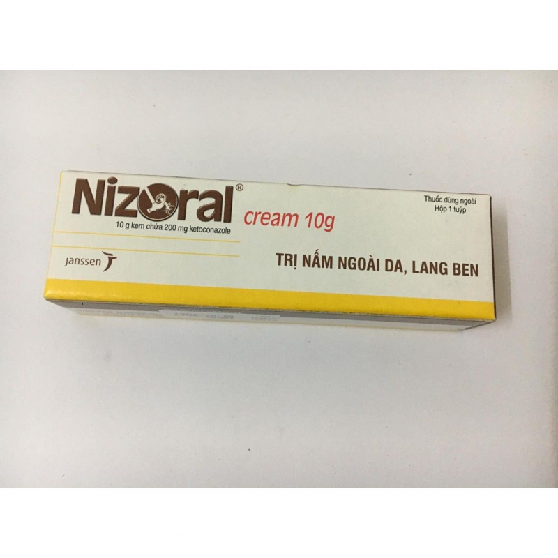 Thuốc trị lang ben Ketoconazol